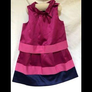 Size 4 NWT Janie & Jack tiered dress
